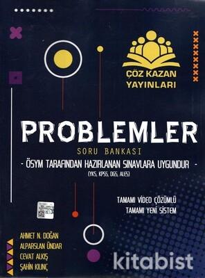 Çöz Kazan Yayınları - TYT Problemler Soru Bankası