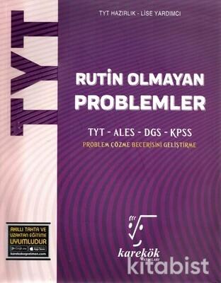 Karekök Yayınları - TYT Rutin Olmayan Problemler