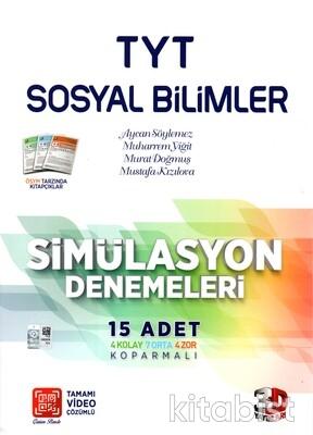 3D Yayınları - TYT Sosyal Bilimler 15'li Deneme Sınavı