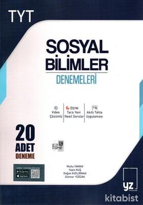 Yz Yayınları - TYT Sosyal Bilimler 20 Li Deneme