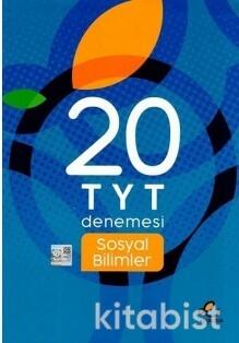 Endemik Yayınları - TYT Sosyal Bilimler 20'li Deneme Sınavı