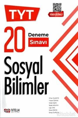 Nitelik Yayınları - TYT Sosyal Bilimler Video Çözümlü 20'li Deneme Sınavı