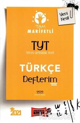 Yargı Yayınları - TYT Tam Marifetli Türkçe Defterim