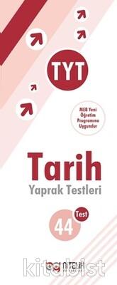 Nitelik Yayınları - TYT Tarih 44'lü Yaprak Test