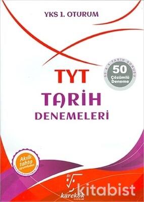 Karekök Yayınları - TYT Tarih 50'li Deneme Sınavı