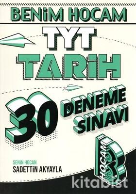 Benim Hocam Yayınları - TYT Tarih Çözümlü 30'lu Deneme Sınavı