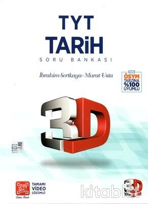 3D Yayınları - TYT Tarih Soru Bankası