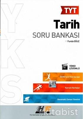 Hız ve Renk Yayınları - TYT Tarih Soru Bankası