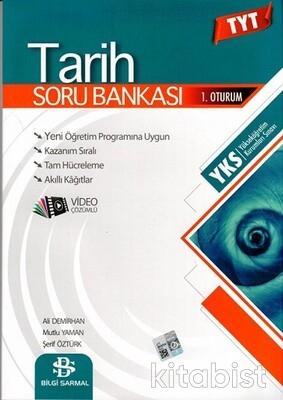 Bilgi Sarmal Yayınları - TYT Tarih Soru Bankası