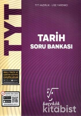 Karekök Yayınları - TYT Tarih Soru Bankası