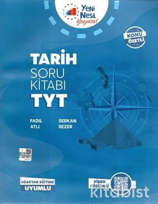Yeni Nesil Yayınları - TYT Tarih Soru Kitabı