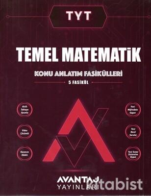 Avantaj Yayınları - TYT Temel Matematik Konu Fasikülleri