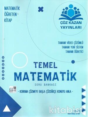 Çöz Kazan Yayınları - TYT Temel Matematik Soru Bankası