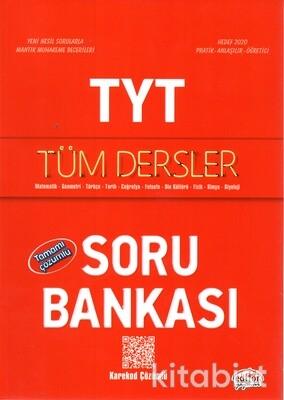 Editör Yayınları - TYT Tüm Dersler Tamamı Çözümlü Soru Bankası