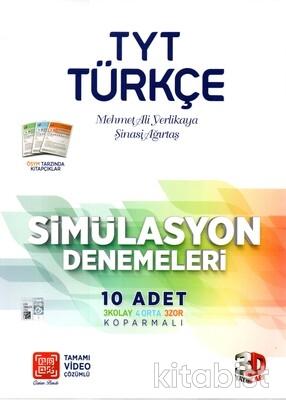 3D Yayınları - TYT Türkçe 10'lu Deneme Sınavı