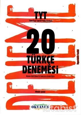 Okyanus Yayınları - TYT Türkçe 20'li Deneme Sınavı
