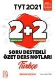 Benim Hocam Yayınları - TYT Türkçe 2+2 Soru Destekli Özet Ders Notları
