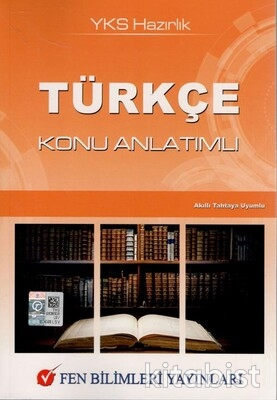 Fen Bilimleri Yayınları - TYT Türkçe A5 Konu Anlatımlı