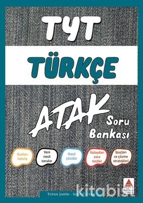 Delta Yayınları - TYT Türkçe Atak Soru Bankası