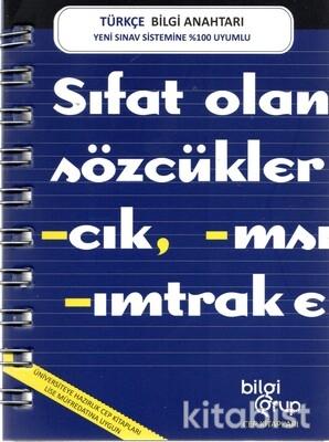 Bilgi Grup - TYT Türkçe Bilgi Anahtarı