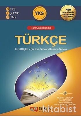 Nitelik Yayınları - TYT Türkçe Ders İşleme Kitabı