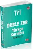 Data Yayınları - TYT Türkçe Duble Zor Soru Bankası