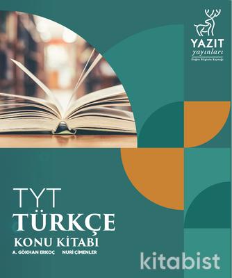 Yazıt Yayınları - TYT Türkçe Konu Anlatımlı