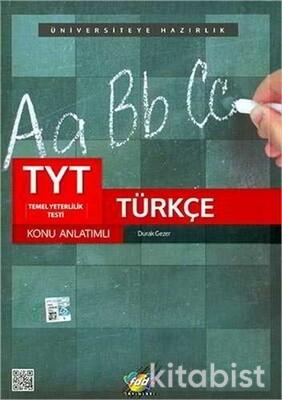 Fdd Yayınları - TYT Türkçe Konu Anlatımlı