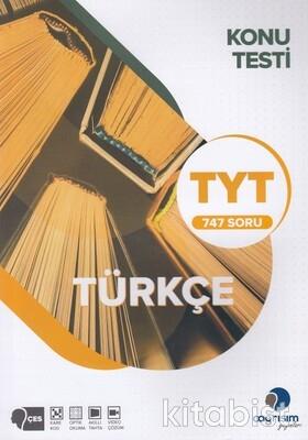 Çağrışım Yayınları - TYT Türkçe Konu Testi