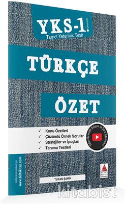 Delta Yayınları - TYT Türkçe Özet