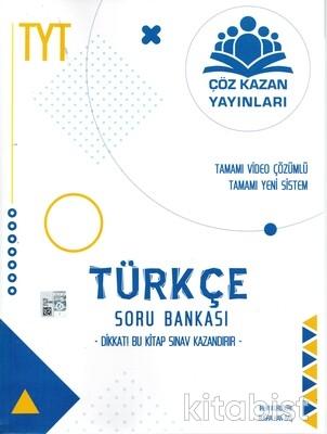 Çöz Kazan Yayınları - TYT Türkçe Soru Bankası