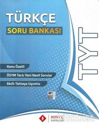 Sonuç Yayınları - TYT Türkçe Soru Bankası
