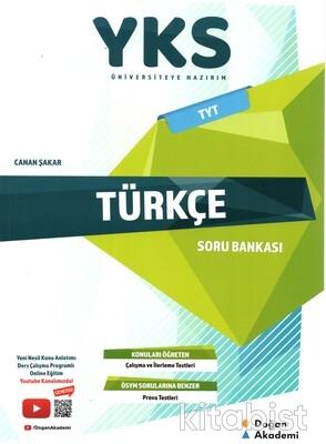 Doğan Akademi Yayınları - TYT Türkçe Soru Bankası