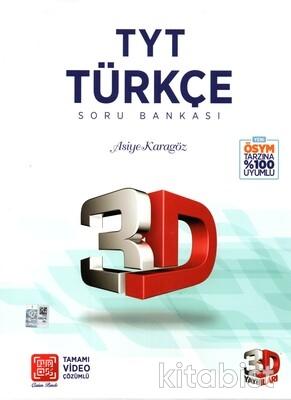 3D Yayınları - TYT Türkçe Soru Bankası