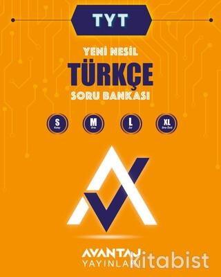 Avantaj Yayınları - TYT Türkçe Soru Bankası
