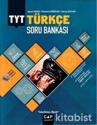 Çap Yayınları - TYT Türkçe Soru Bankası