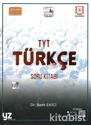 Yz Yayınları - TYT Türkçe Soru Bankası