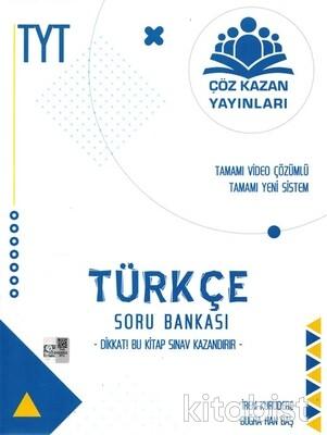 Çöz Kazan Yayınları - TYT Türkçe Soru Bankası - 2021