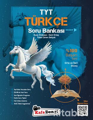 Kafadengi Yayınları - TYT Türkçe Soru Bankası - Orta ve İleri Düzey