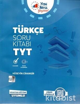 Yeni Nesil Yayınları - TYT Türkçe Soru Kitabı