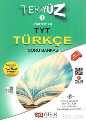 TYT Türkçe Tersyüz Soru Bankası