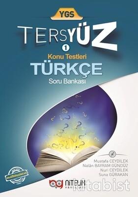 Nitelik Yayınları - TYT Türkçe Tersyüz Soru Bankası