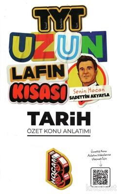 Benim Hocam Yayınları - TYT Uzun Lafın Kısası Tarih Konu Anlatımı