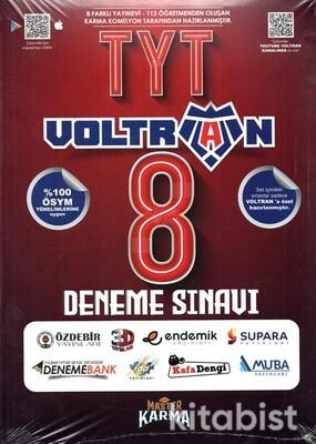 Master Karma Yayınları - TYT Voltran 8'li Deneme Sınavı