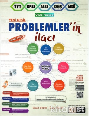 Mutlak Değer Yayınları - TYT/DGS/ALES Problemlerin İlacı