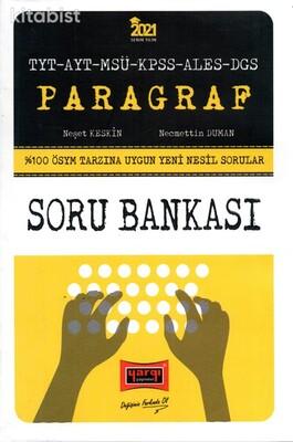 Yargı Yayınları - TYT/KPSS/ALES/DGS Paragraf Soru Bankası