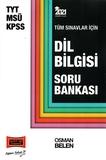Yargı Yayınları - TYT/MSÜ/KPSS Dil Bilgisi Soru Bankası - 2021