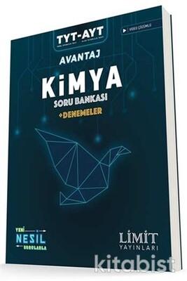Limit Yayınları - TYT/AYT Avantaj Kimya Soru Bankası + Denemeler