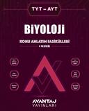 Avantaj Yayınları - TYT/AYT Biyoloji Konu Fasikülleri