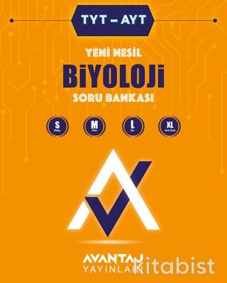 Avantaj Yayınları - TYT/AYT Biyoloji Soru Bankası